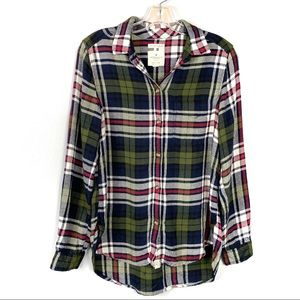 American Eagle Ahh-mazingly Soft Flannel Size S